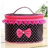 Cartshopper Bow Storage Bag-Cosmetics Organizer/Toiletry...