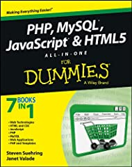 Idea Regalo - PHP, MySQL, JavaScript & HTML5 All-in-One For Dummies