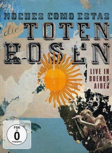 Noches Como Estas - Live in Buenos Aires + Bonus-DVD Die Wohnzimmer-Jubiläumstour