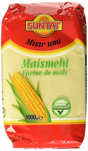 SUNTAT Maismehl, 5er Pack (5 x 1 kg)