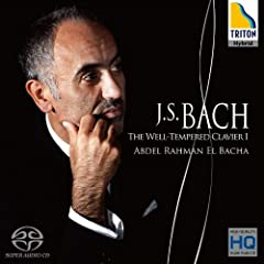 J.S.Bach : The Well-Tempered Clavier Book I