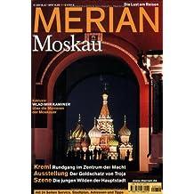 MERIAN Moskau (MERIAN Hefte)