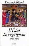 ETAT BOURGUIGNON 1363 1477