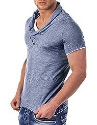 Redbridge by Cipo & Baxx Herren Shirt R-41223