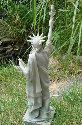 FREIHEITSSTATUE 'Statue of Liberty' Deko Statue USA original Style von Vamundo bei Du und dein Garten