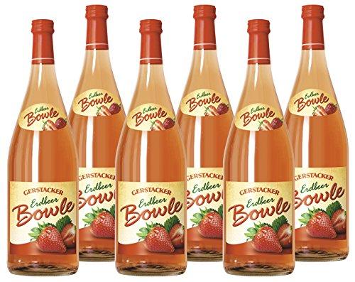 Gerstacker Erdbeer-Bowle Fruchtbowle