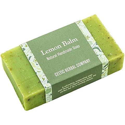 El Celtic Herbal jabón hecho a mano, bálsamo de limón