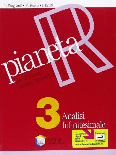 Pianeta R. Per le Scuole superiori: 3