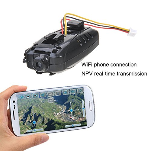 Yiwa 2M WiFi 720P Replacement Camera for JJRC H31 Upgrade Drone Spare Parts  RC Quadcopter Spare Part Accessories from Yiwa at the