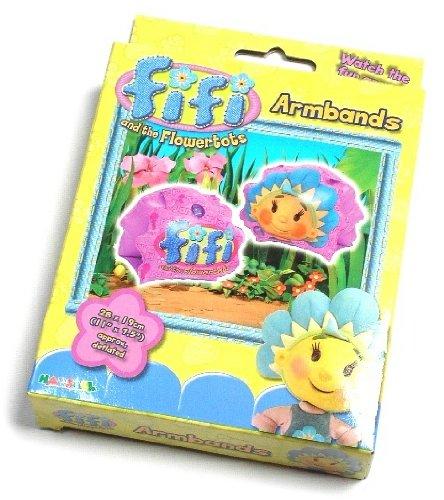 Fifi & The Flowertots Swimming Armbands 3-6 Yr Swimming