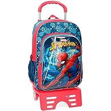 Marvel 43123N1 Spiderman Neo Mochila infantil, 40 cm, 19.2 litros, Multicolor