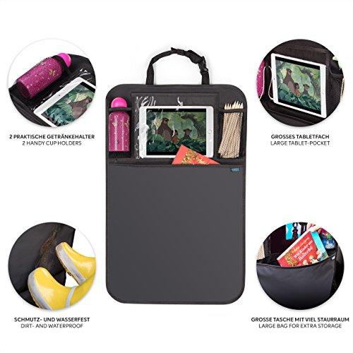 Portaoggetti-Auto-per-Bambini-Backseat-Organizer-con-Tasca-Tablet-Portautensili-Schienale-Auto-Protegge-da-Calci-Macchie-Impermeabile-e-Lavabile-Organizzatore-Sedile-Capiente-By-Paents