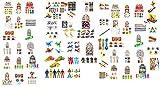 geo-versand Geo di Spedizione 25X giocattolo per ragazzi e ragazze mitbringsel, per il compleanno di bambini piccoli regali,, Taglia unica, 100426A4