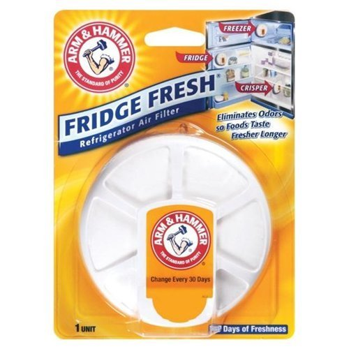 Preisvergleich Produktbild Arm & Hammer,  Fridge Fresh Refrigerator Air Filter,  1 Unit