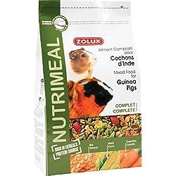 Zolux Nutri'meal Aliment pour Cochon d'Inde 2,5 kg