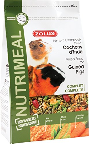 Zolux nutri' Meal alimento per Porcellino d' India 2,5 kg