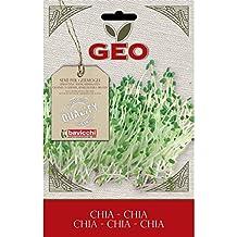Geo ZCH0103 Chia Semi da Germoglio, Marrone