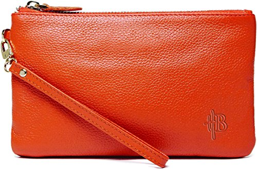 pochette-et-chargeur-de-telephone-orange-mandarine-mightypurse