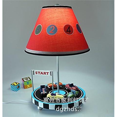 JUJUN E27 Tavolino per bambini lampada moderna