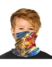 989 Ki-br-1 - Pañuelos para el cuello para niños y niñas