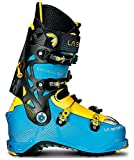 La Sportiva Sparkle Cosmic–Stiefel Skibergsteigen, blau/gelb, Gr. 30.5