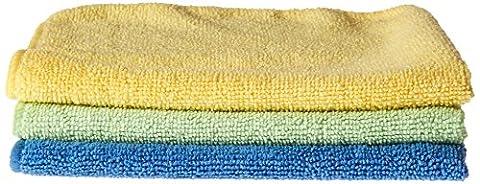 Cavalier Mills Microfiber Towels Multicolored Heavy, 16