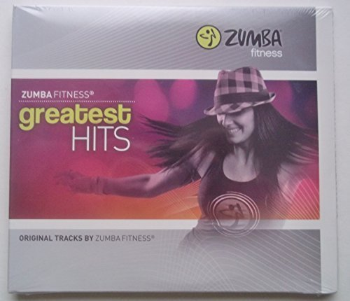 Zumba Fitness Greatest Hits (Music Collection) - 3 CD Set by N/A (0100-01-01)
