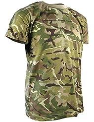 Combat Kids Military Style Camiseta de BTP Camo