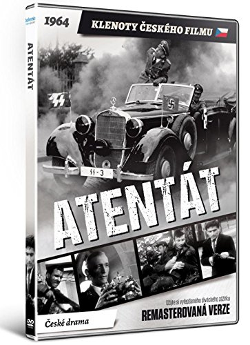 Image of Atentat (Remastered DVD) English subtitles