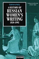 A History of Russian Women's Writing 1820-1992