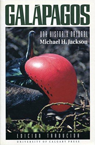 Galapagos: Una Historia Natural por Michael H. Jackson
