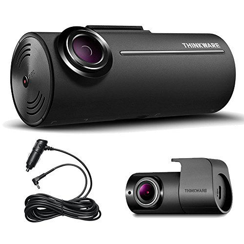 Thinkware F100 Dashcam Full HD 30 fps Fail Safe Unfall Recorder Gps-home Charger