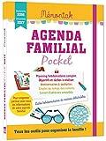 Agenda familial Mémoniak pocket 2016-2017