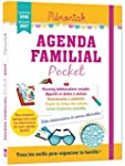 Agenda familial M�moniak pocket 2016-...