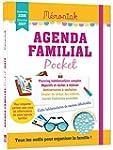 Agenda familial M�moniak pocket 2016-...