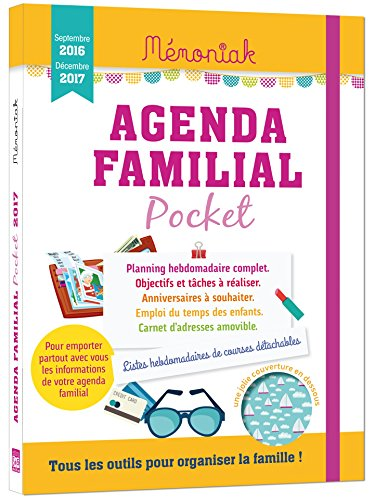 Agenda familial Mémoniak 2016-2017 PDF