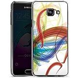 Samsung Galaxy A3 (2016) Housse Étui Protection Coque Motif Motif couleurs