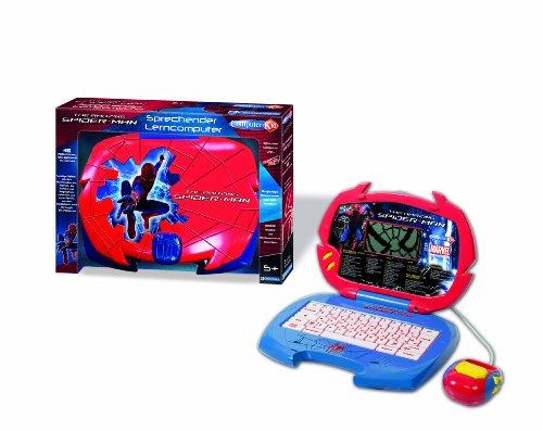 Clementoni 69215.6 - Spiderman - Lernspielcomputer