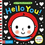 Best Books For New Babies - Hello You! (Baby's First Peekabook) Review