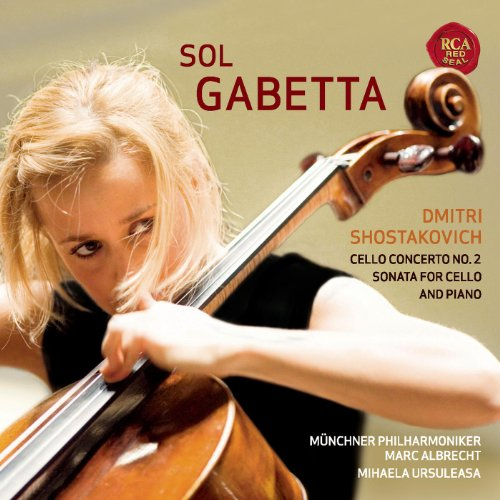 CHOSTAKOVITCH - Sol Gabetta