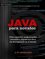 Todo lo que necesitas saber para empezar a programar en Java aplicando el paradigma de orientación a objetos desde el primer momento.¿Te han dicho alguna vez que la programación orientada a objetos es difícil de comprender? ¿Has intentando programar...