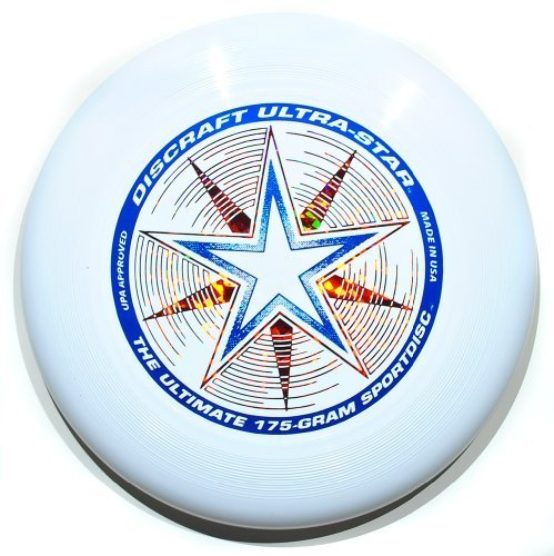 discraft-ultra-star-175g-ultimate-frisbee-starburst-white