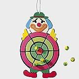 babywalz Klettwurfspiel Clown