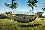 OneTigris Hängematten Underquilt Underblanket für Hammock - Warm 3 für Jahreszeiten Camping Wandern (Armee Grün) |MEHRWEG Verpackung