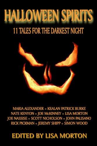 Halloween Spirits: 11 Tales for the Darkest Night (English Edition) (Halloween Lisa Morton)