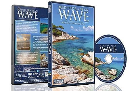 Strand DVD - Mediterrane Wellen - Wunderschöne Strände mit entspannender Musik