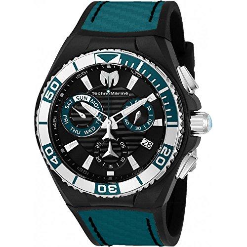 technomarine-cruise-herren-armbanduhr-armband-kunststoff-blau-gehause-edelstahl-quarz-analog-tm-1151