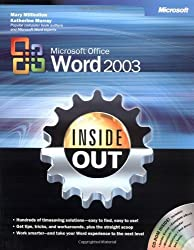 Microsoft?? Office Word 2003 Inside Out (Bpg-Inside Out) by Katherine Murray (2003-12-10)