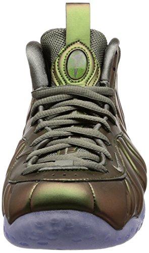 "Nike Air Foamposite One ""Shine"" (First Womens Foamposite in History), Scarpe da Corsa Donna Darkstucco/Darkstucco/Black"
