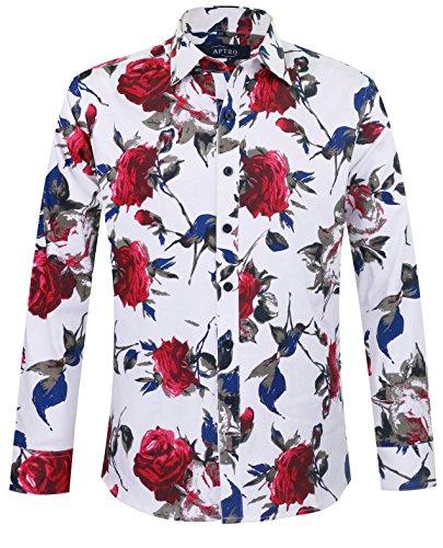 aptro-mens-100-cotton-floral-shirt-long-sleeve-flower-shirt-1925-xxl